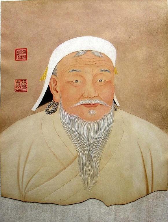 Наследники чингисхана. империя тюрков. великая цивилизация