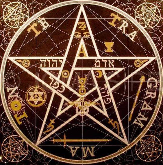 Сила и значение магических символов и знаков