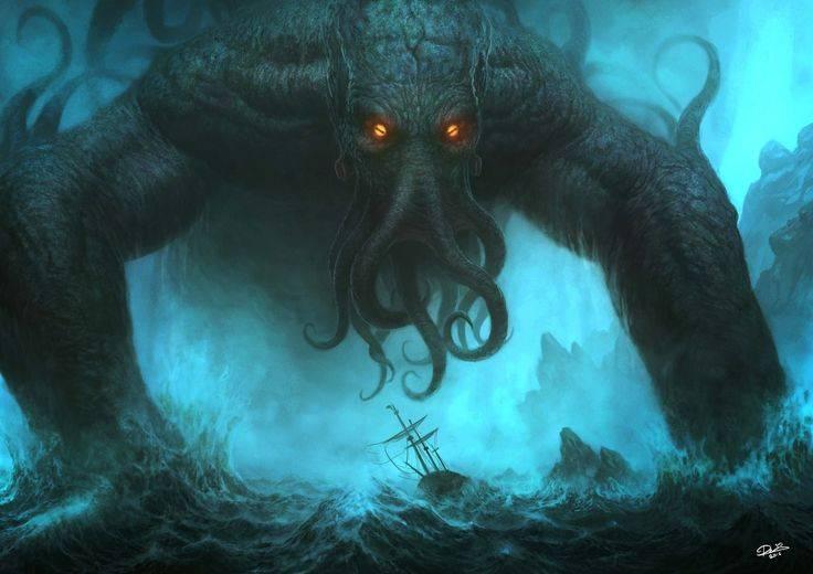 Самый большой кальмар в мире: описание, история и интересные факты :: syl.ru
