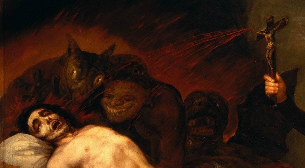 Демон во сне — на что он способен и как изгнать нечистую силу из сновидений