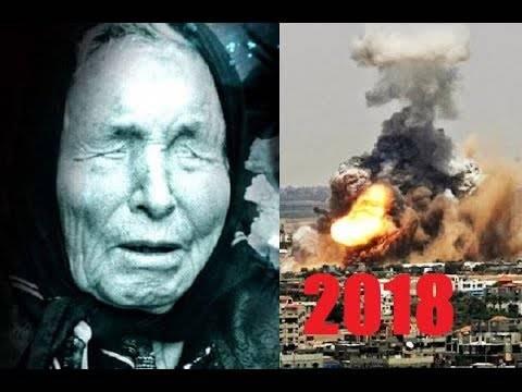 Предсказание ванги о сирии и третьей мировой войне