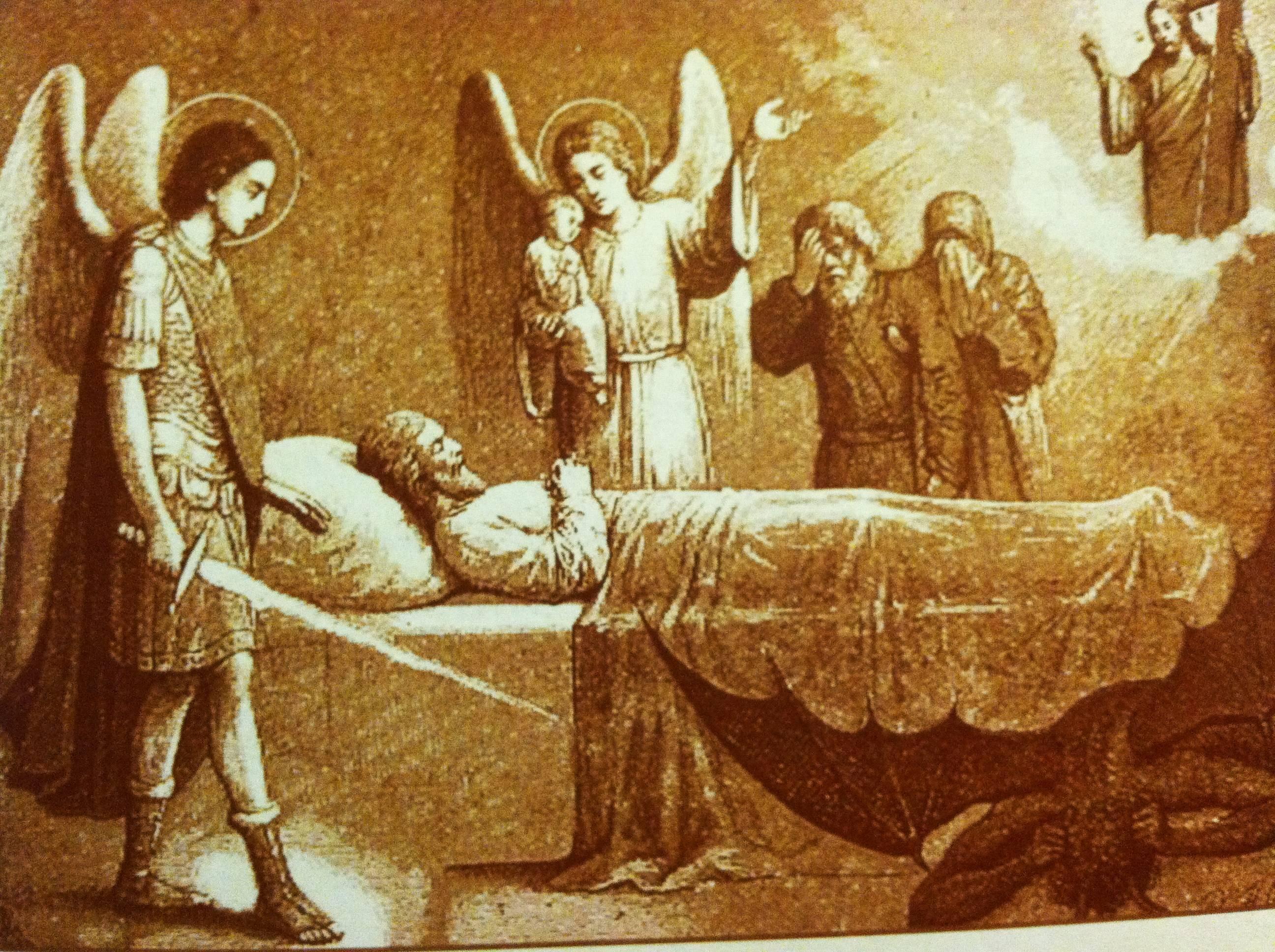 Куда попадает душа после смерти: что происходит с умершим