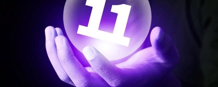 Магия числа 11. значение цифры 11 в нумерологии   магия
