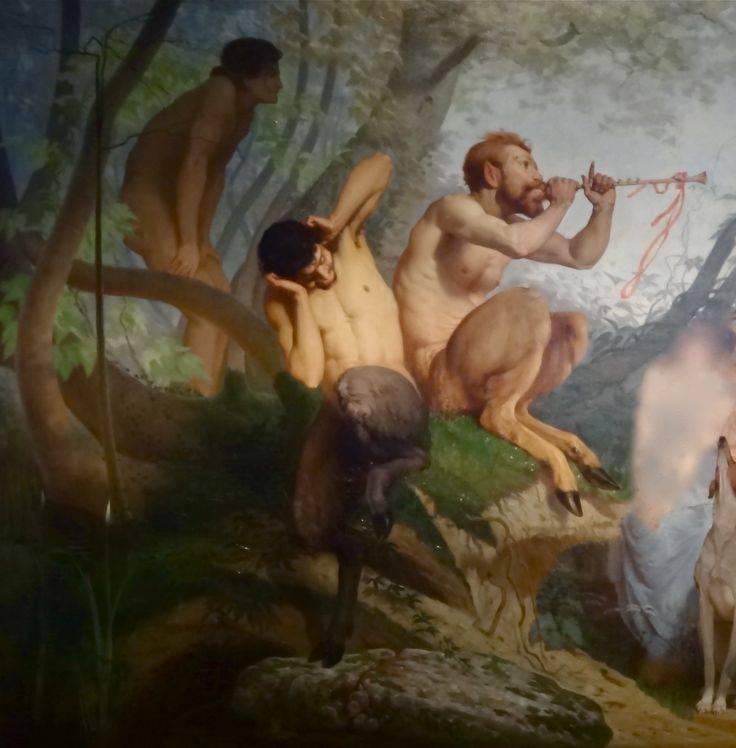 Пан (мифология) — википедия переиздание // wiki 2