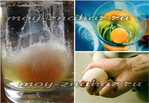 Снятие порчи яйцом - cамостоятельно в домашних условиях - выкатывание