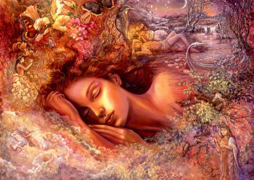 К чему снится огонь: толкование снов