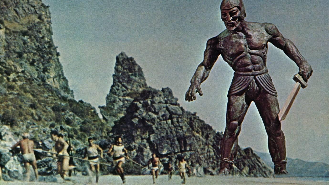 Талос в греческой мифологии - медный защитник острова крит