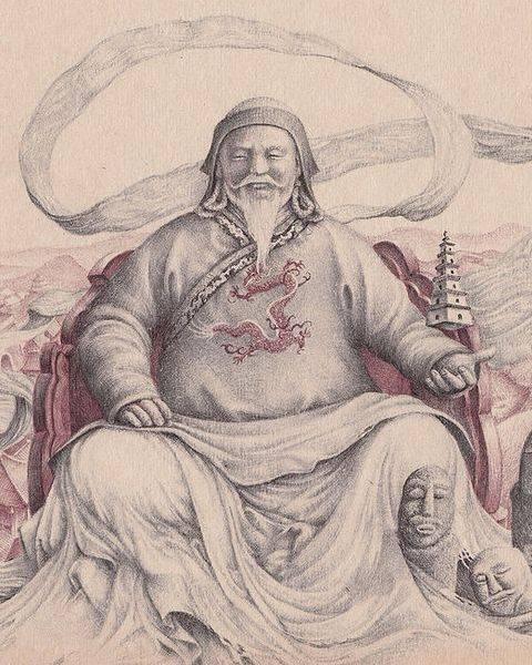 Калмыцкие ученые начали поиски потомков чингисхана — российская газета