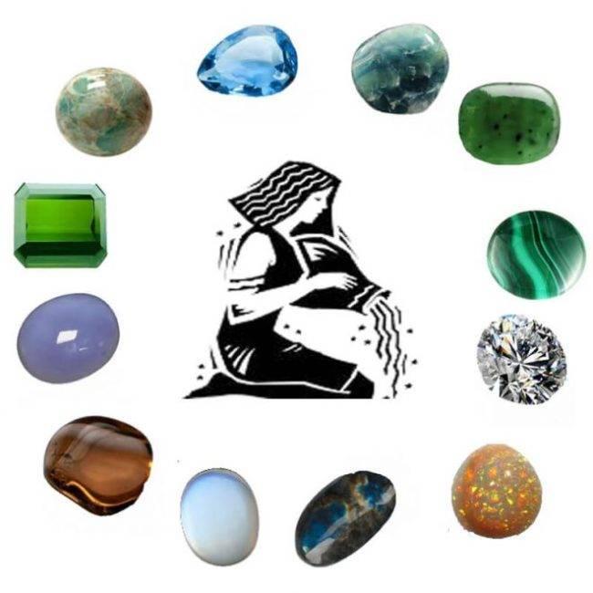 Какой камень подходит водолею мужчине по гороскопу и дате рождения?