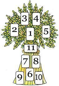 Приметы о колосьях пшеницы в доме: сухая, пророщенная, сноп