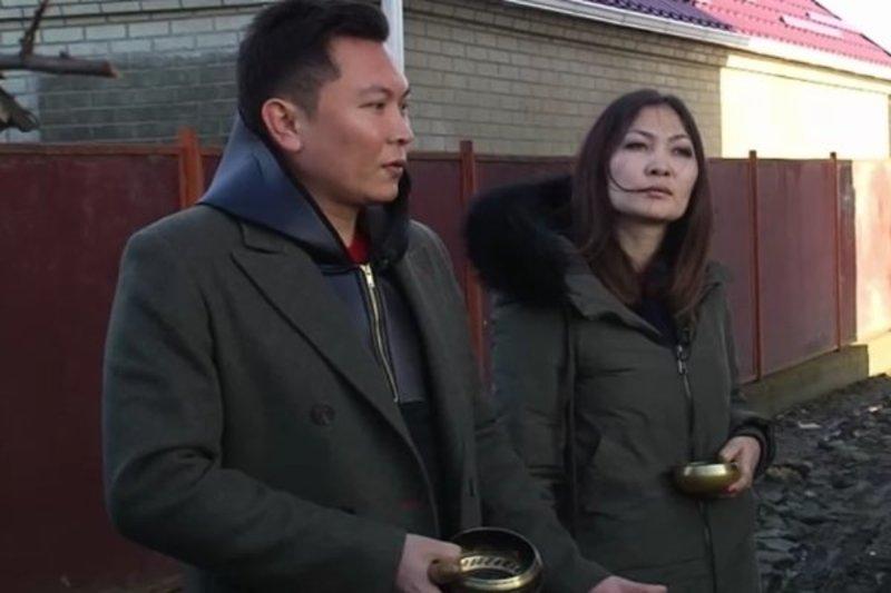 Жан и дана алибековы — наследники казахских шаманов (3 фото)