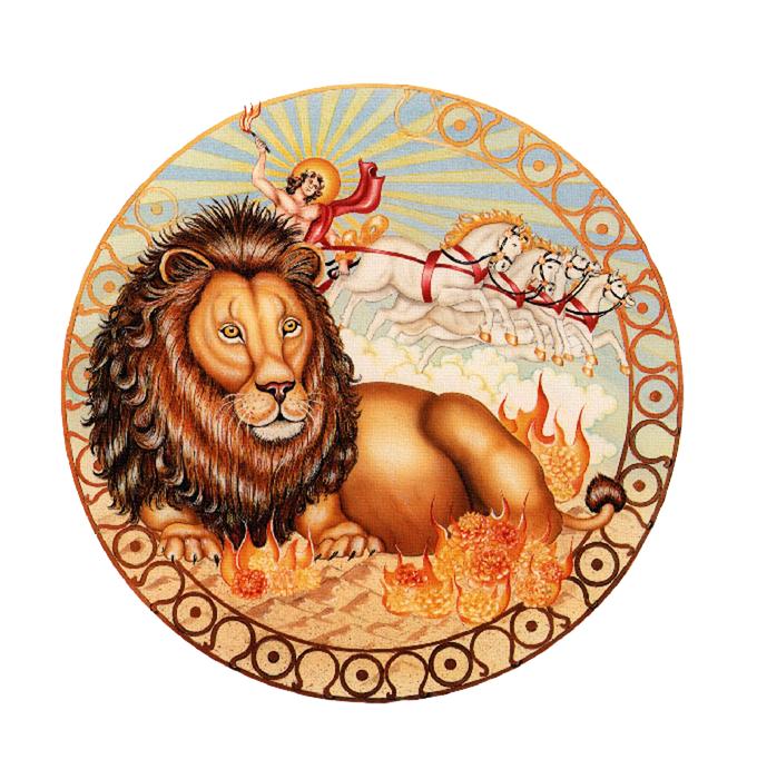 Лев-мужчина   интересный зодиак