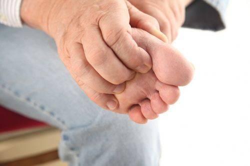 Чешется подушечка безымянного пальца на левой руке