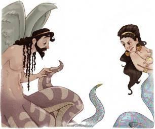 Кто такая ехидна: мифология, происхождение, значение