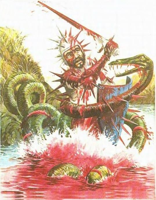 Ламбтонский червь — википедия