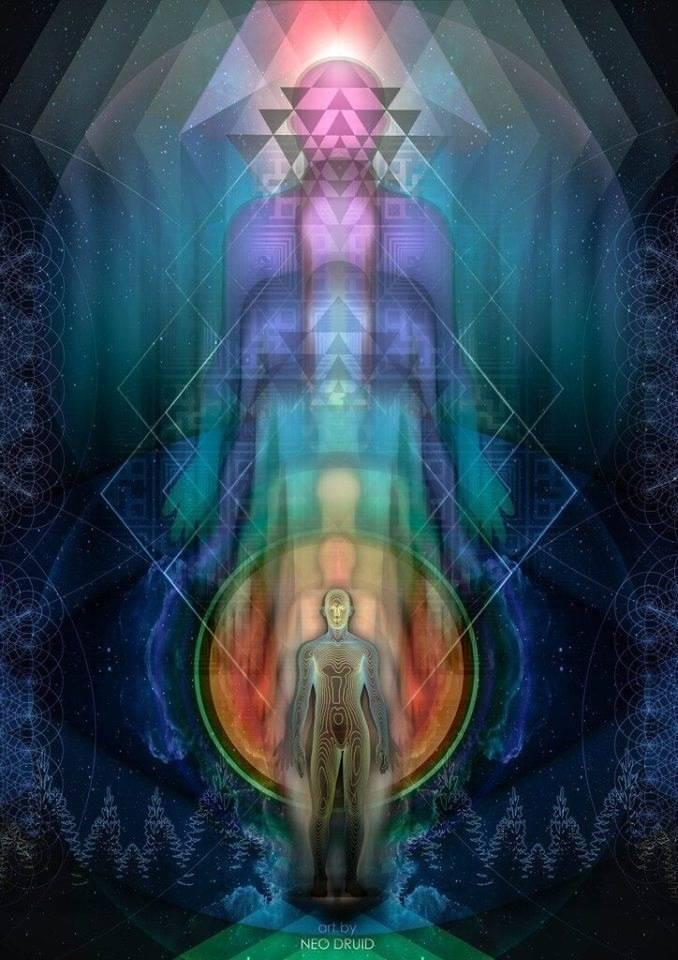 Эмоциональное состояние человека и его астральное тело
