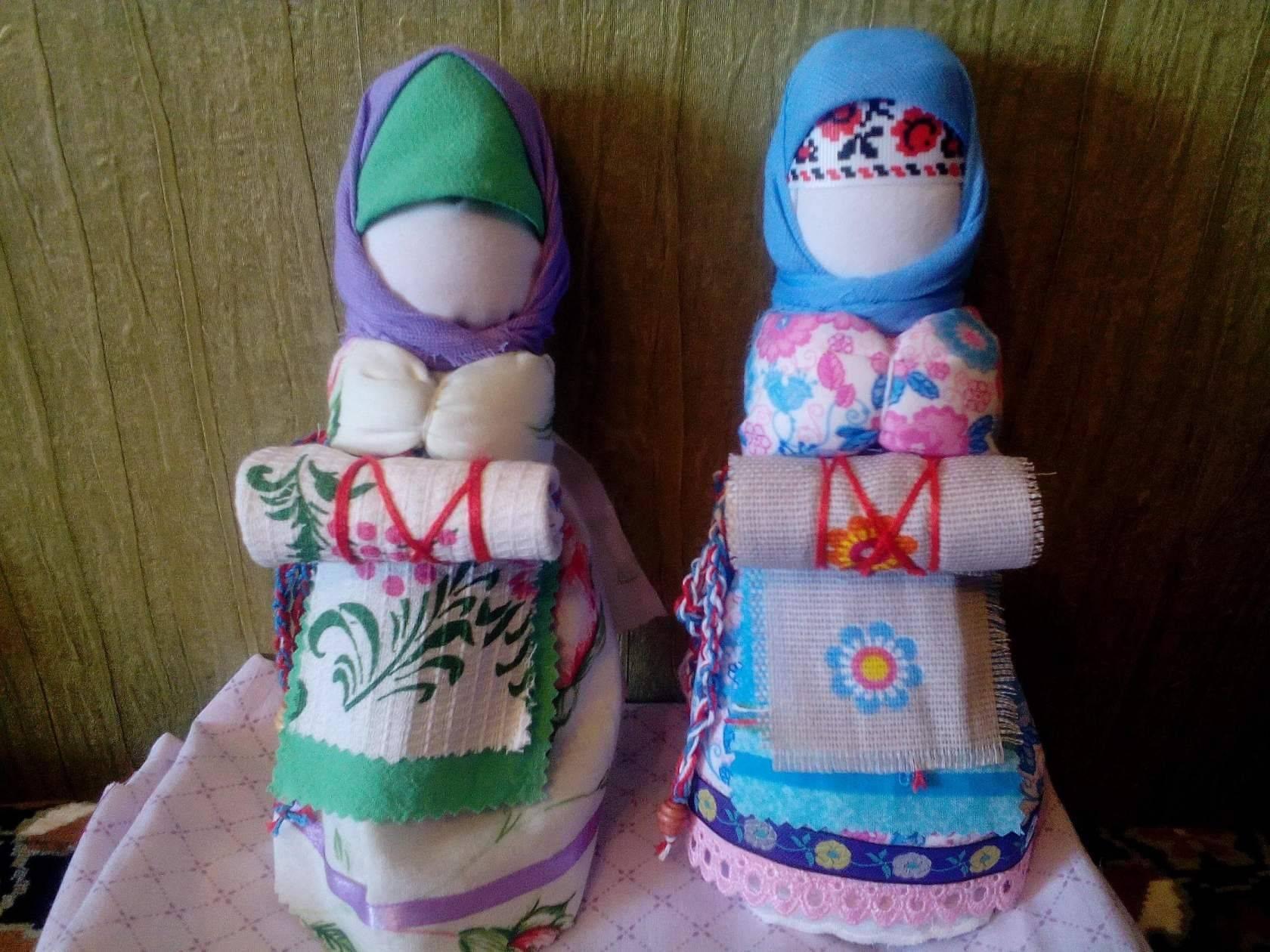 Кукла подорожница: делаем оберег своими руками | мастер класс.