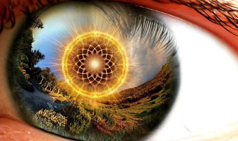 Как развить эфирное зрение