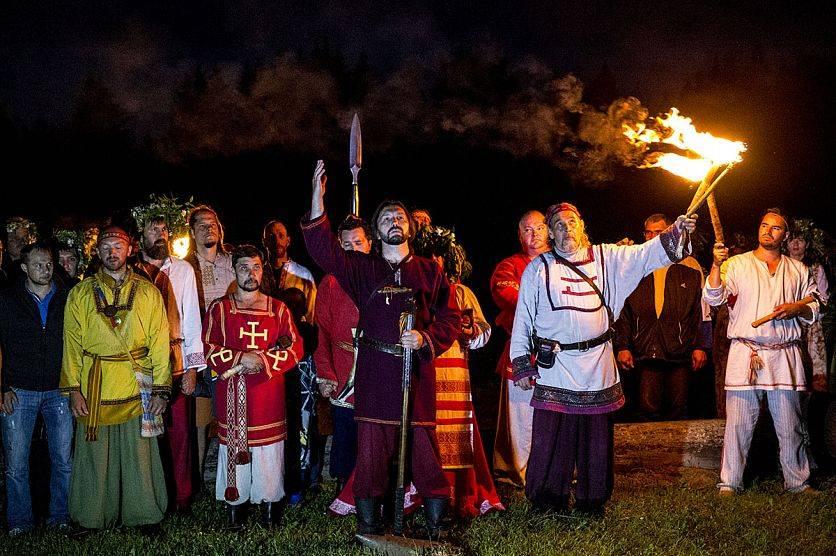 Самые сильные ритуалы – в день перуна | про все, что не может объяснить обычная наука