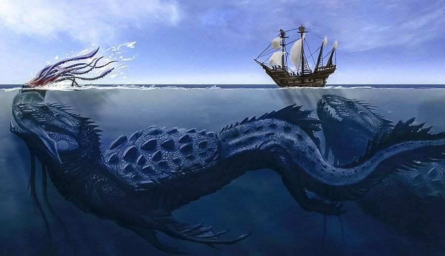 Почему умер кракен. кракен — легендарное чудовище из морских глубин