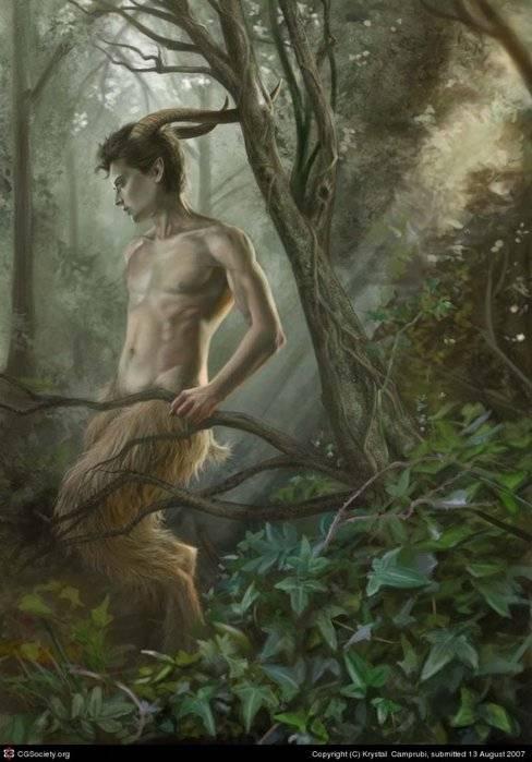 Пан (мифология) — википедия