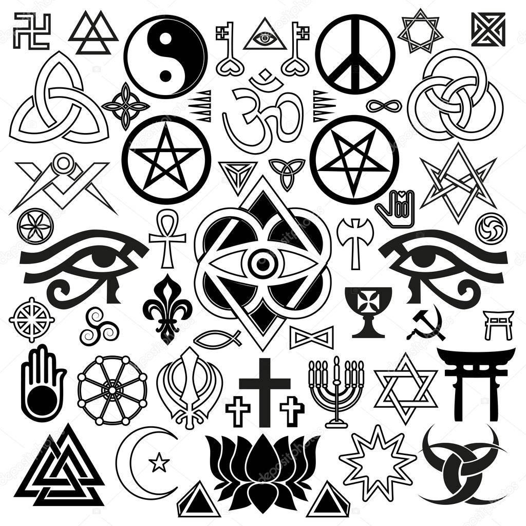 Волшебная «азбука»: древние магические символы и их значения