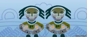 Пермский оракул, онлайн гадание двойняшк