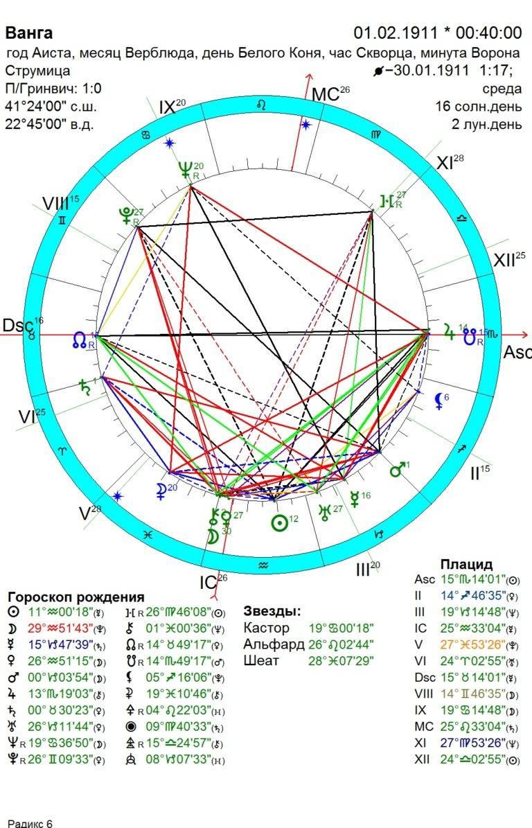 Гороскоп ванги по дате рождения для каждого. предсказание для рожденных в год петуха. предсказания желтой собаки