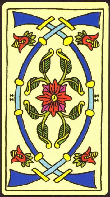 Масть мечей - значение карт в колоде таро