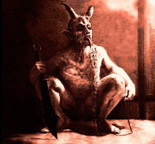 Люцифер — древнеримский бог утренней зари