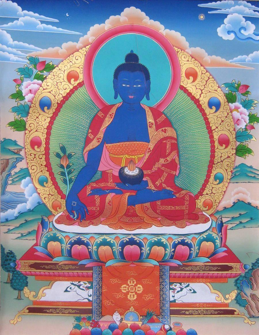 Целительные свойства мантры будды медицины