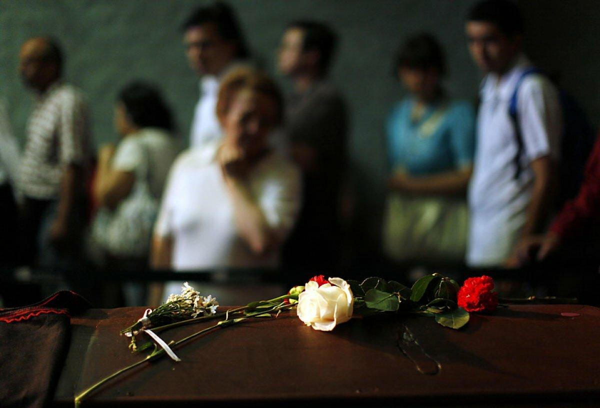 К чему снятся похороны незнакомого человека