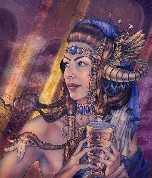 Богиня астарта - кто она, почему считается демоницей, как ей поклонялись