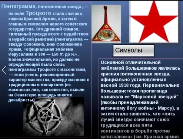 Звезда в круге (пентаграмма) - что она символизирует