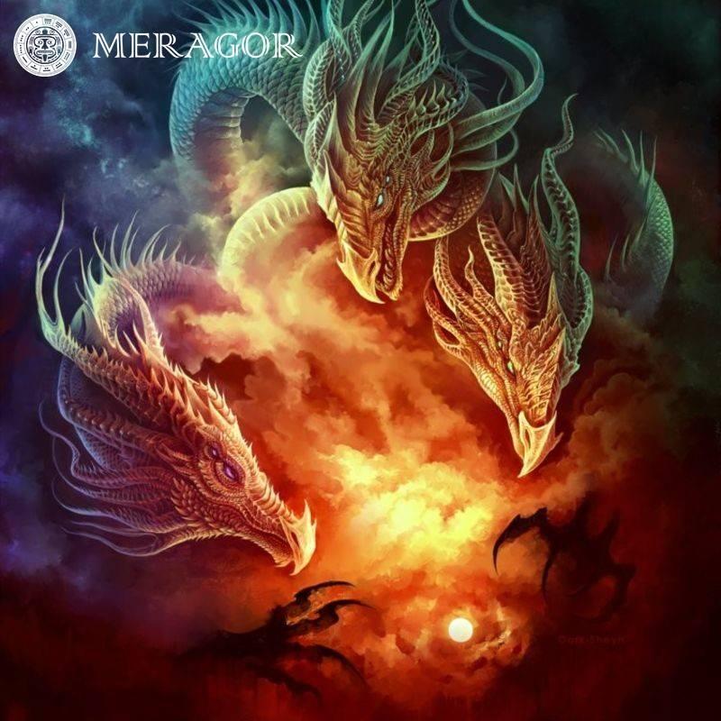 Древний дракон василиск, мифология и легенды