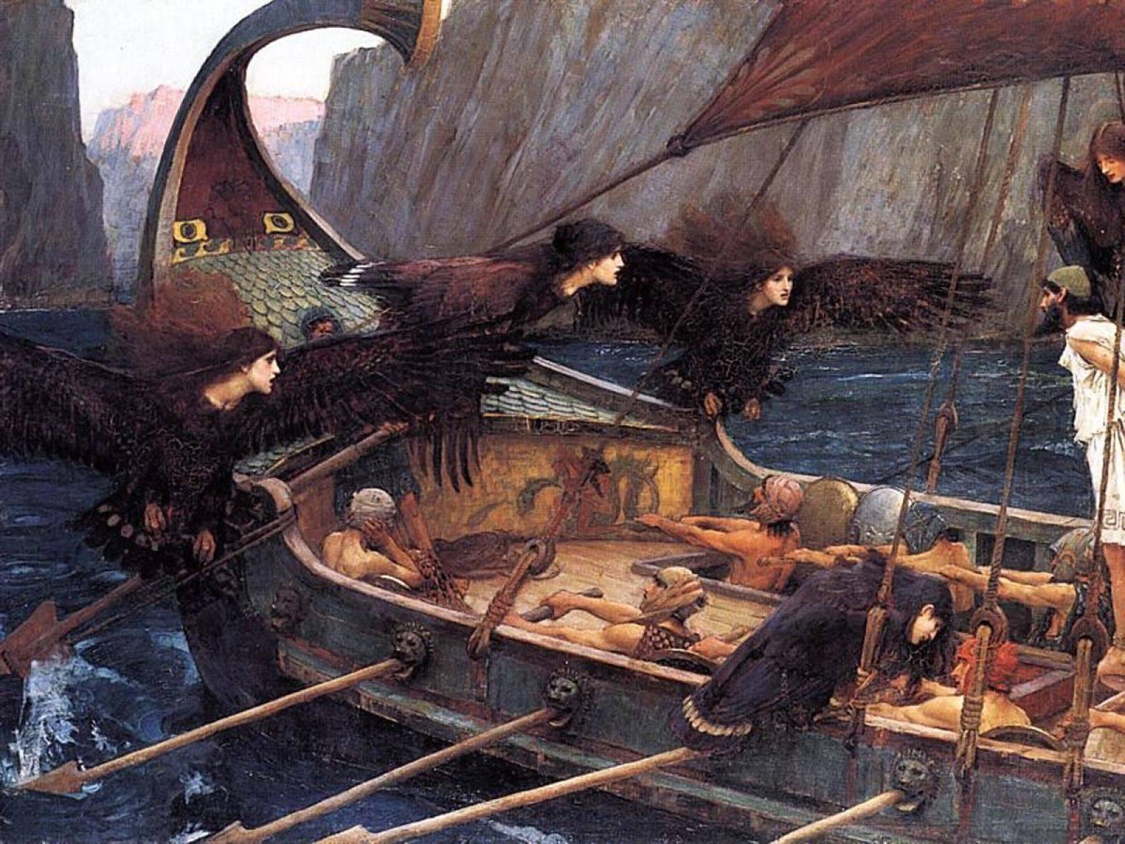 Что собой представляли сирены. мифология древней греции :: syl.ru