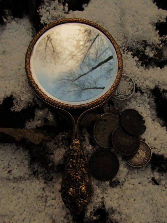 Магия зеркала - бесплатные статьи по магии дом солнца