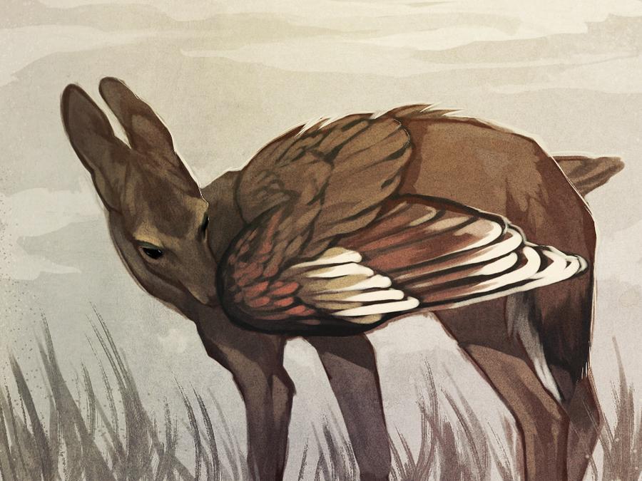 Большой тушканчик: как живёт и чем питается в пустыне