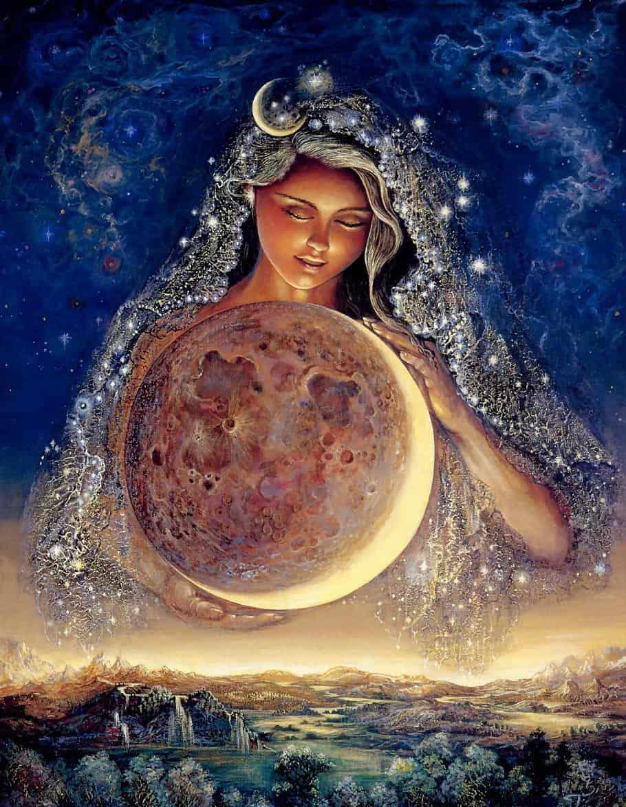 Мантра луны: очень мощная, творит чудеса