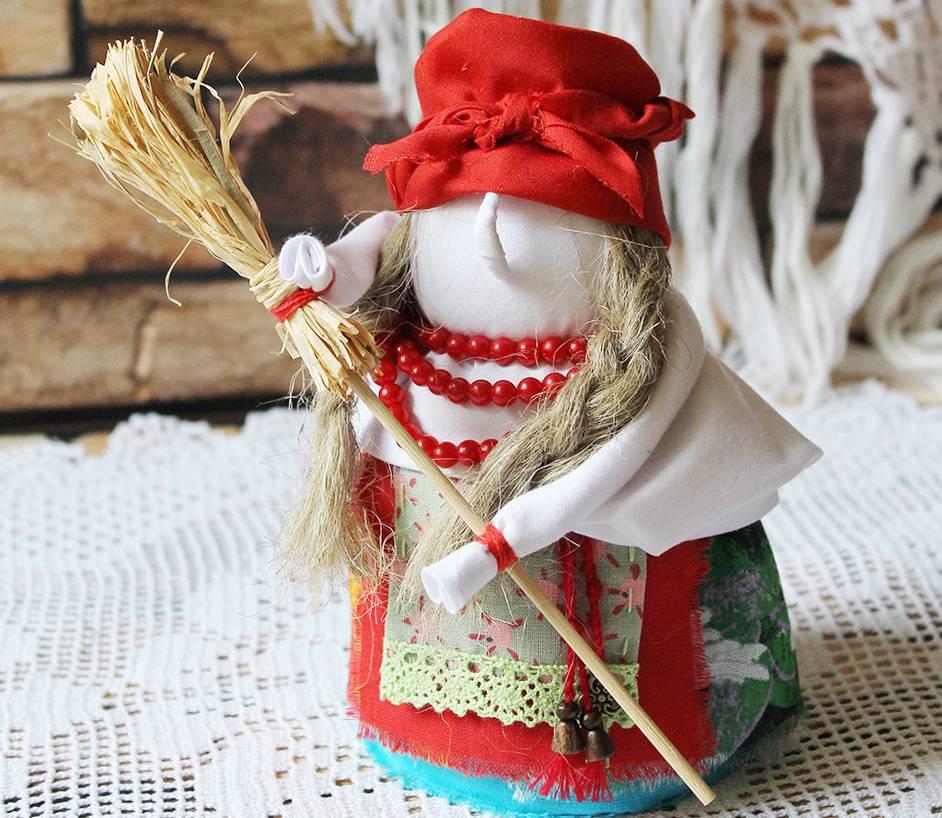 Кукла доля – оберег на счастье своими руками. мастер-класс с инструкцией