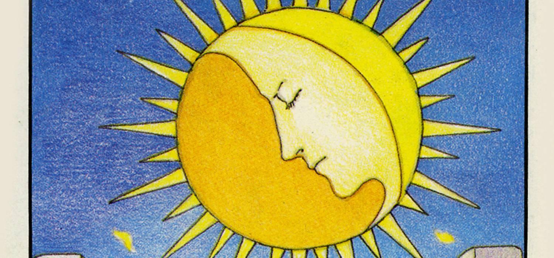 Луна таро тота: значение и толкование карты