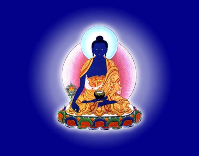 Мантра будды медицины: исцеление болезней