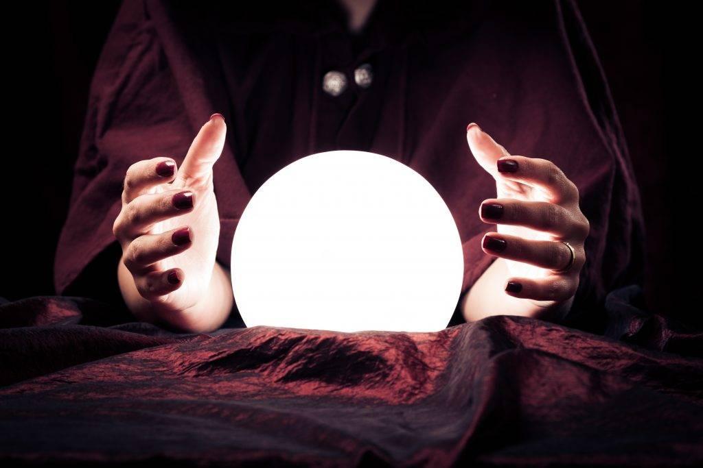 Гадание на магическом шаре на любовь | магия