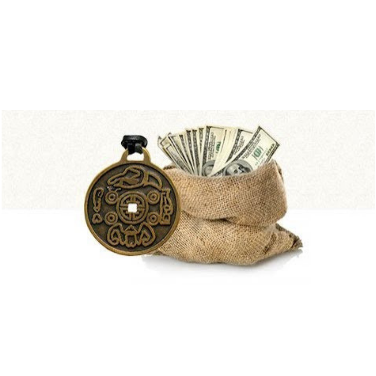 Талисман в кошелёк для привлечения денег