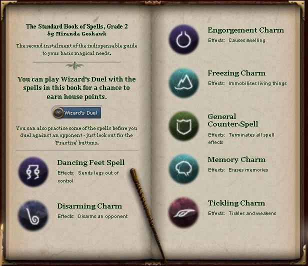 Заклинания из Гарри Поттера — значения и классификация
