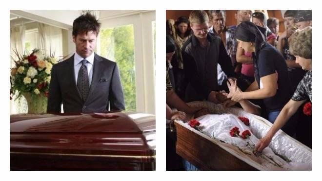 Приметы на похоронах: чего нельзя делать в день погребения