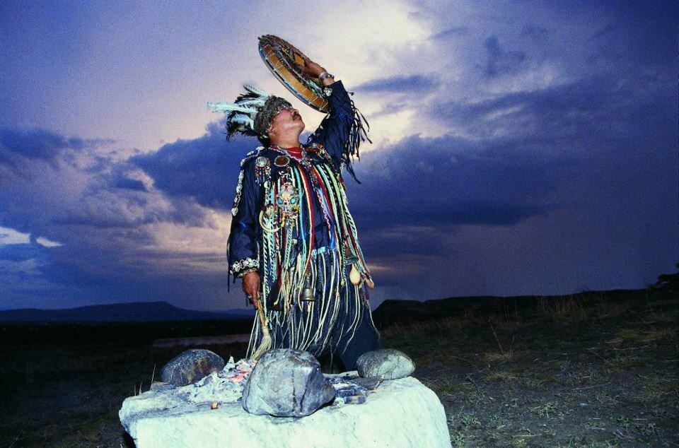 Шаманизм для просветления шаманов