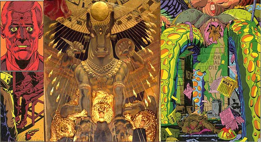 Культ ваала — кровавого бога и жестокого демона