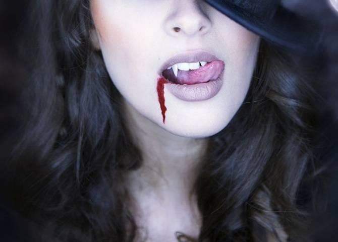 Существуют ли вампиры в наше время?