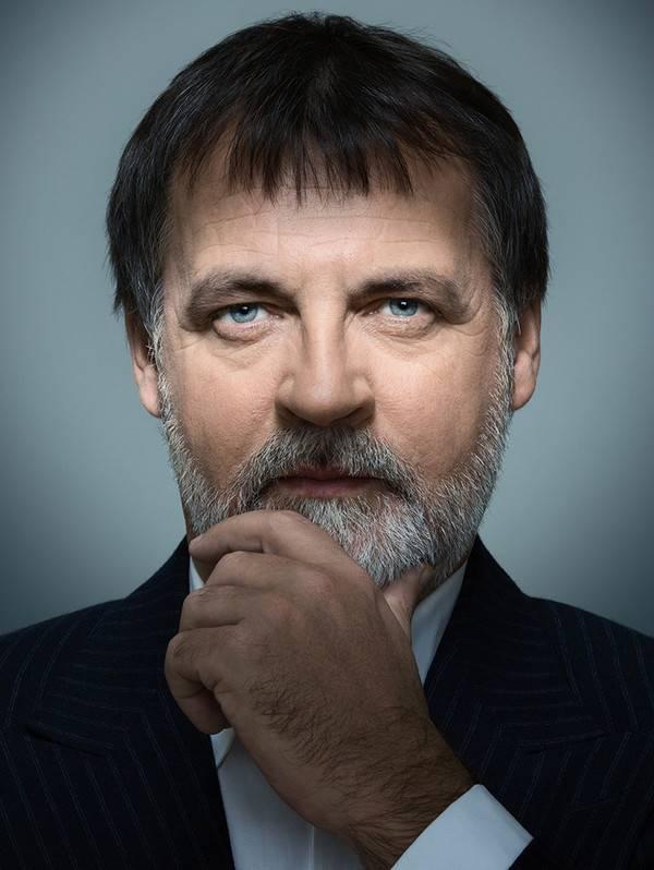 Александр литвин: во власти  интуиции